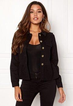 Happy Holly Sanne jacket Black Bubbleroom.eu
