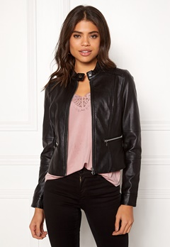 Happy Holly Sigrid jacket Black Bubbleroom.eu