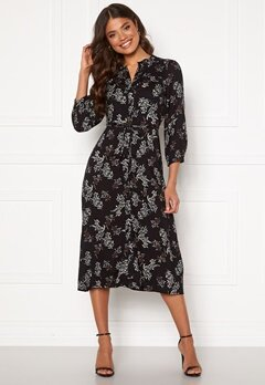 Happy Holly Sophie Midi dress Patterned Bubbleroom.eu