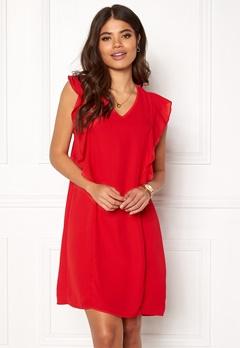 Happy Holly Stella dress Red Bubbleroom.eu
