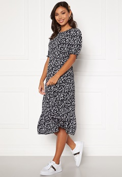 Happy Holly Tris dress Dark blue / Patterned Bubbleroom.eu