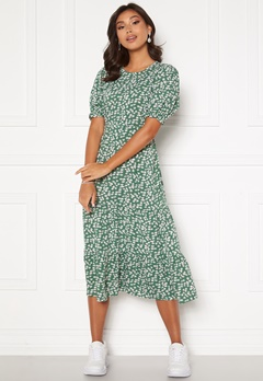 Happy Holly Tris dress Green / Patterned Bubbleroom.eu