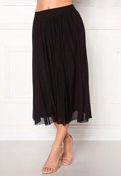 Happy Holly Elina mesh skirt Black Bubbleroom.eu