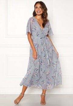 Happy Holly Linette maxi dress Patterned Bubbleroom.eu