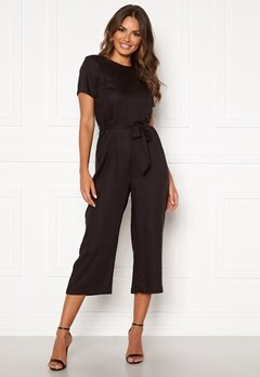 Happy Holly Mollie jumpsuit Black Bubbleroom.eu