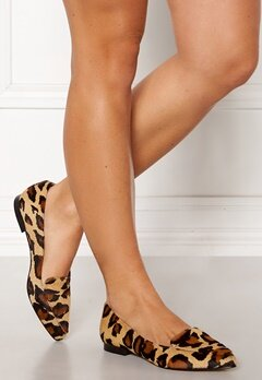 Heelow Astrid Loafer Leopard Bubbleroom.eu