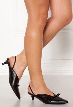 Henry Kole Amelie Leather Sandals Black Bubbleroom.eu