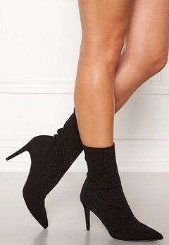 Henry Kole Mel Ankle Boots Black Bubbleroom.eu