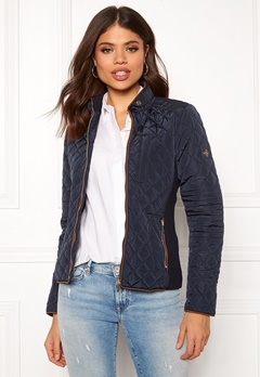 Hollies Ripon Jacket Navy Bubbleroom.eu