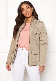 Hollies Romsey Jacket Beige Bubbleroom.eu
