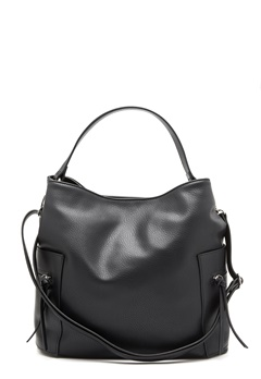 Pieces Ia Bag Black Bubbleroom.eu