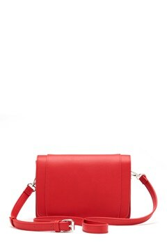 Pieces Iben Crossbody Bag Flame Scarlet Bubbleroom.eu