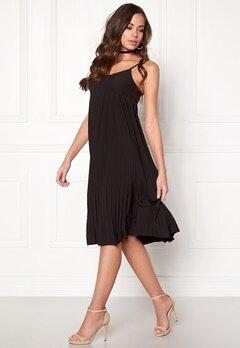 ICHI Cinovo Dress Black Bubbleroom.eu