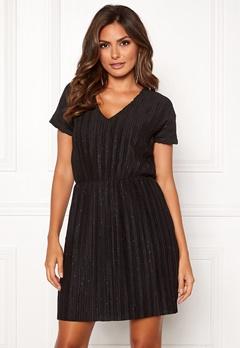 ICHI Kamma Dress Black Bubbleroom.eu