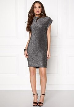 ICHI Karma dress 10022 Silver Bubbleroom.eu