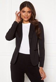 ICHI Kate Suit Jacket Black Bubbleroom.eu