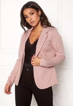 ICHI Kate Suit Jacket Rose Smoke Melange Bubbleroom.eu