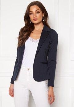 ICHI Kate Suit Jacket Total Eclipse Bubbleroom.eu