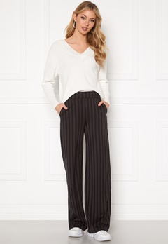 ICHI Ruti Pants Black Bubbleroom.eu