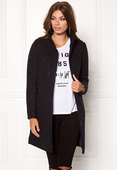 ICHI Unip Jacket Black Bubbleroom.eu
