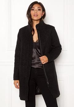 ICHI Uniz Jacket Black Bubbleroom.eu