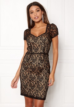 Ida Sjöstedt Gloria Dress Lace Black Bubbleroom.eu