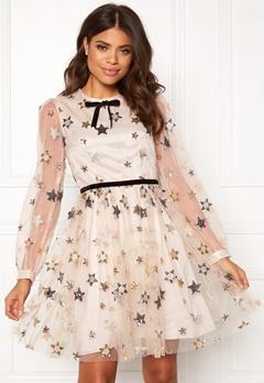 Ida Sjöstedt Macaron Dress Star Tulle Cream Bubbleroom.eu