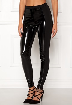 Ida Sjöstedt Thandie Leggings H Jersey Black Bubbleroom.eu