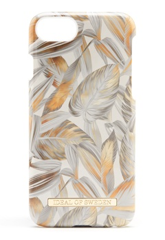 iDeal Of Sweden Fashion Case iPhone Platinum Leaves Bubbleroom.eu