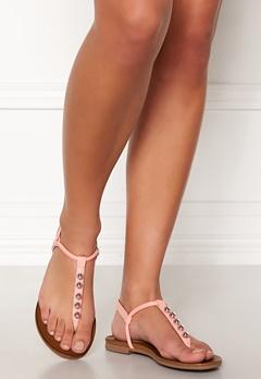 INUOVO 101033 Leather Sandals Blush Bubbleroom.eu