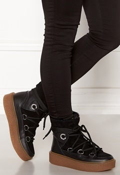 INUOVO Corniglia Sneakers Crosta Black Bubbleroom.eu