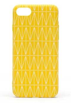 DAGMAR Iphone Case 8 Sun Yellow Bubbleroom.eu