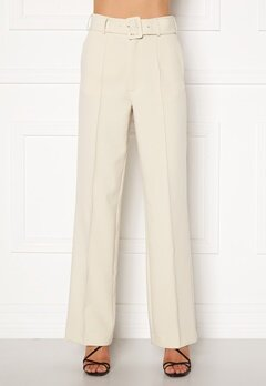 Ivyrevel Belted Suit Pants Off White Bubbleroom.eu