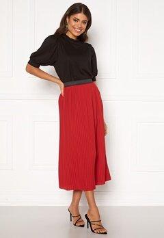 Jacqueline de Yong Paris Skirt Scarlet Sage Bubbleroom.eu