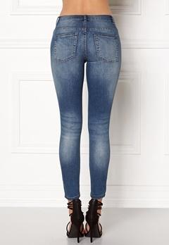 Jacqueline de Yong Skinny Low Magic Jeans Light Blue Denim Bubbleroom.eu