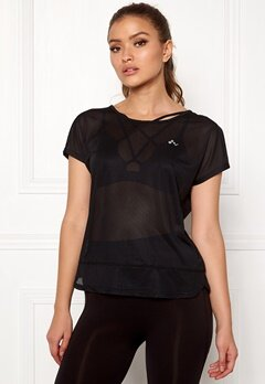 ONLY PLAY Jasmin Training Loose Tee Black Bubbleroom.eu
