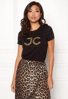 Juicy Couture JC Tee Pitch Black Bubbleroom.eu