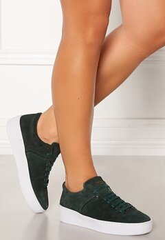 Jim Rickey Cloud Fat Suede Shoe 001 Green Gable Bubbleroom.eu