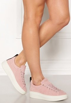 Jim Rickey Club Tech Suede Sneaker Lt Pink Bubbleroom.eu