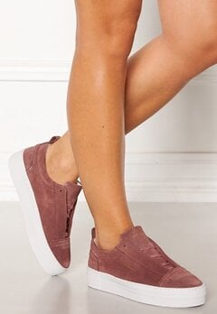Jim Rickey Flip Suede Shoe 001 Brown Rose Bubbleroom.eu