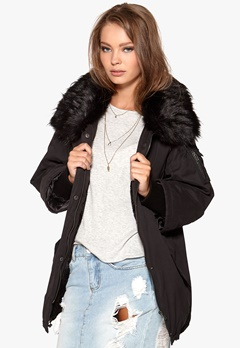 JOFAMA Evy Jacket 00 Black Bubbleroom.eu