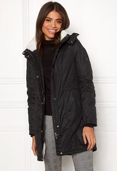 JOFAMA Regina 2 Jacket Black Bubbleroom.eu