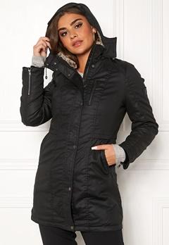 JOFAMA Regina 3 Jacket Black Bubbleroom.eu