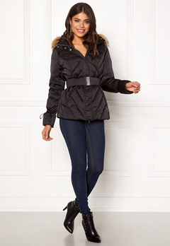 JOFAMA Stella Jacket 00 Black Bubbleroom.eu