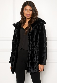 JOFAMA Victoria Jacket 00 Black Bubbleroom.eu