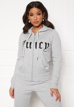 Juicy Couture Core Gothic Jacket HTR Cozy Bubbleroom.eu