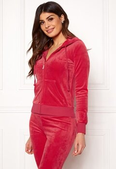 Juicy Couture Luxe Velour Robertson Jkt Cherry Top Bubbleroom.eu