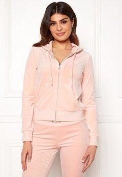 Juicy Couture Luxe Velour Robertson Jkt Pink Shadow Bubbleroom.eu