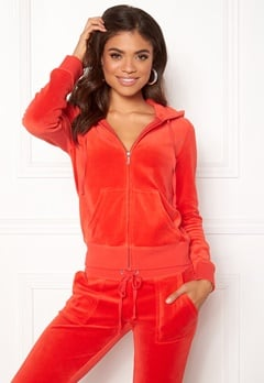 Juicy Couture Velour Robertson Jacket City Rouge Bubbleroom.eu