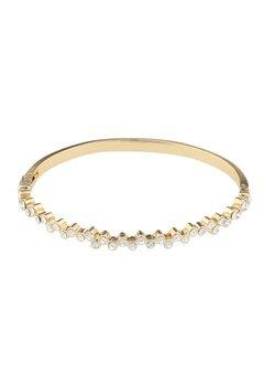 SNÖ of Sweden Kairo Small Oval Bracelet Gold/Clear Bubbleroom.eu